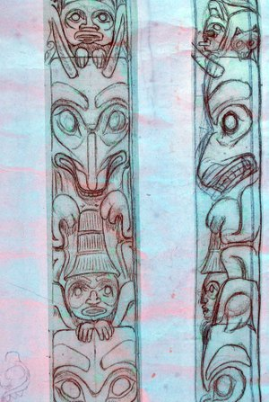 Totem_pole_blue_print